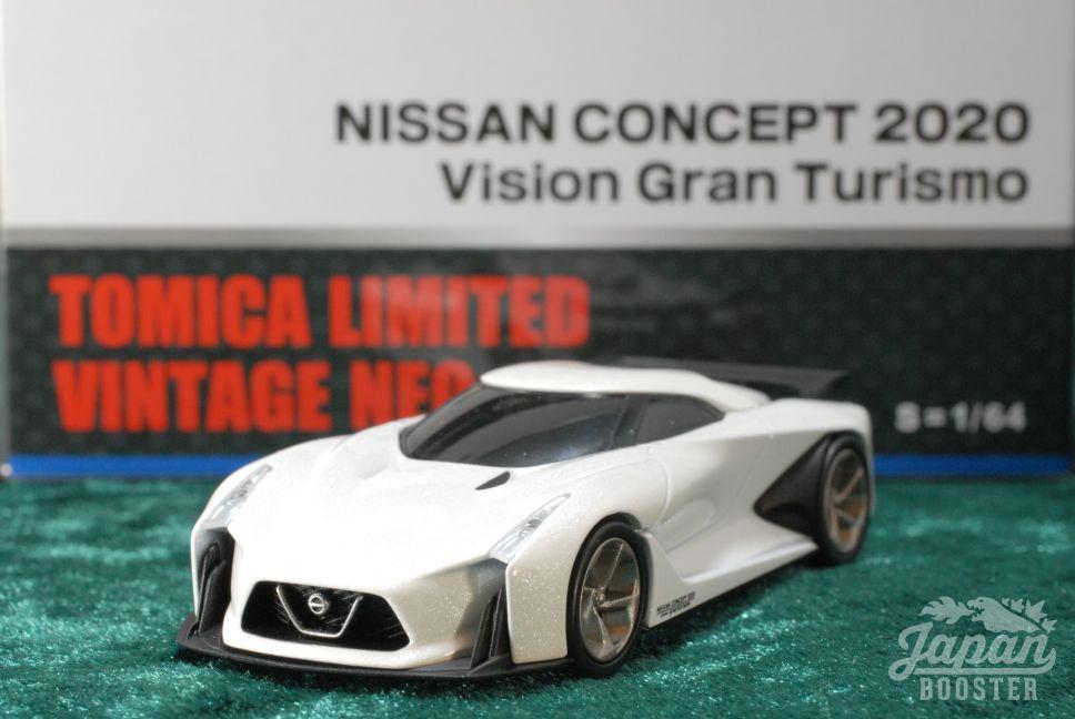 LV-NISSAN CONCEPT 2020 White