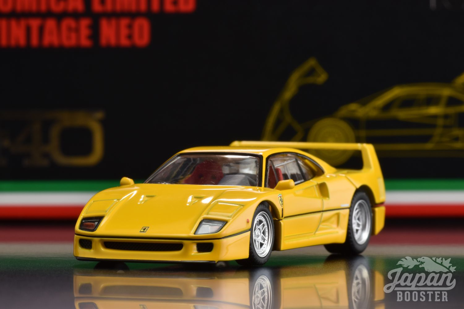 LV-F40 YELLOW