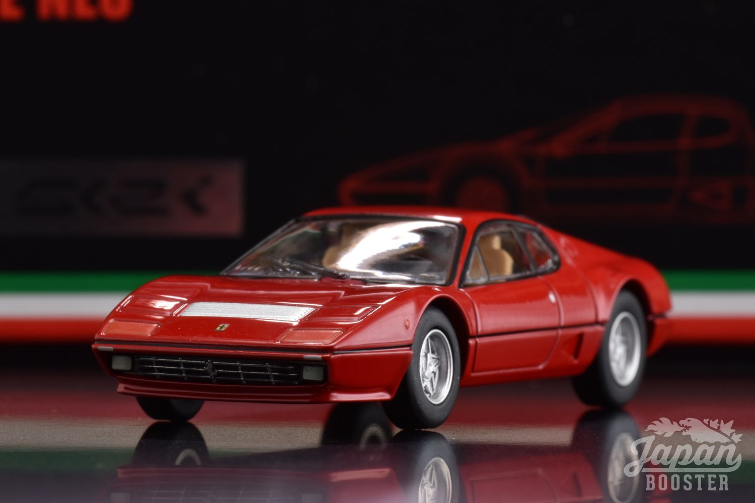 LV-FERRARI 512BBi Red