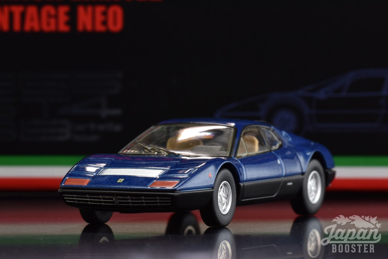 LV-FERRARI 365 GT4 BB Blue